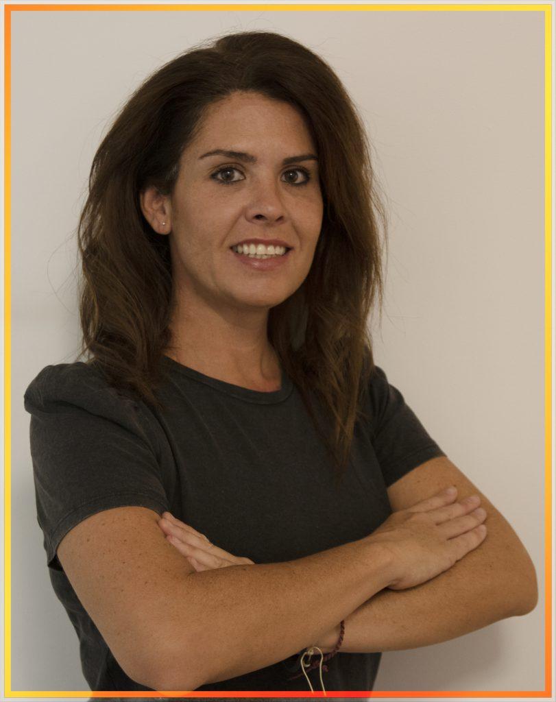 equipo gestión Isabel Guigou