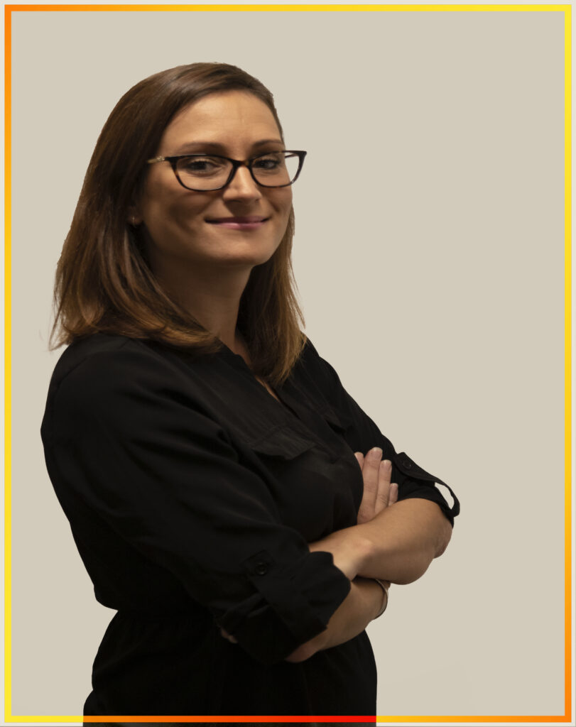 profesor Vanessa Dyck